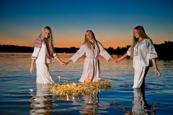 традиции и обряды ивана купала